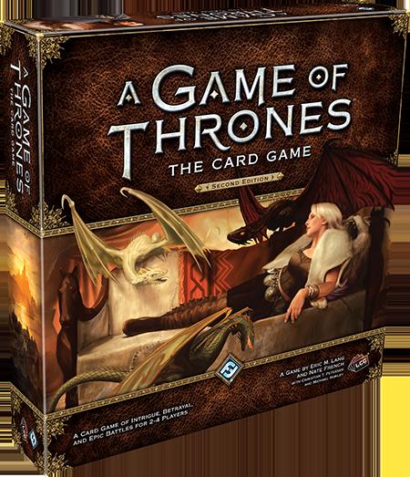 Il Trono di Spade LCG seconda edizione - Fantasy Flyght Games FFG