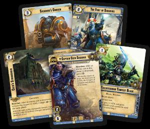 Conquest Carte