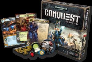 Warhammer 40.000: Conquest - Set Base