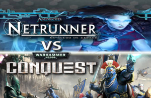 [NanoConfronti] LCG WARS – Android: Netrunner VS Warhammer 40.000: Conquest