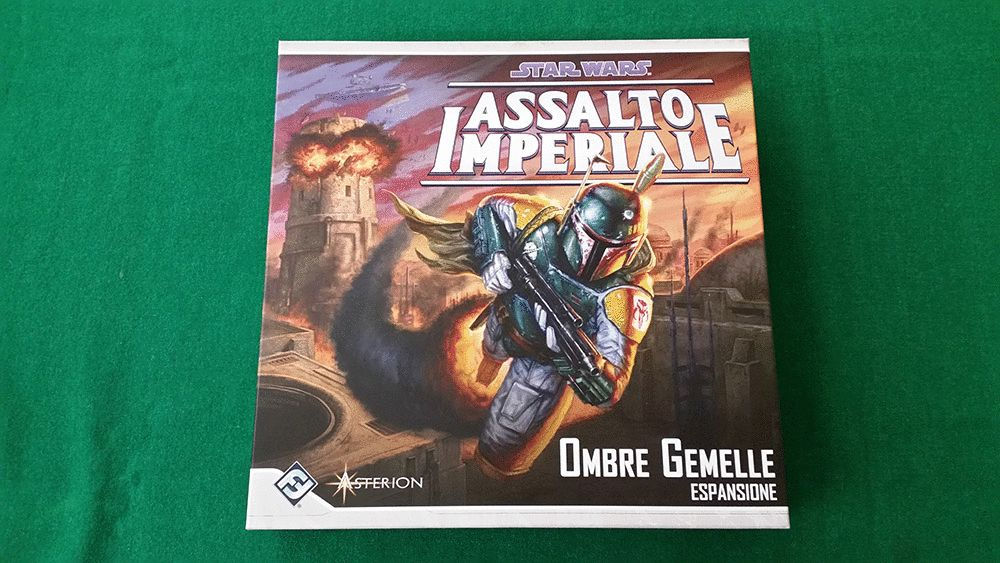 Unboxing Star Wars Assalto Imperiale: Ombre Gemelle