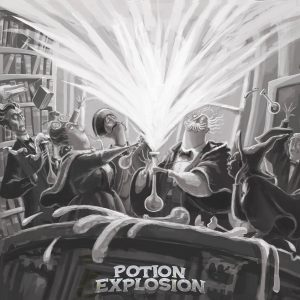 Potion Explosion - The Fifth Ingredient
