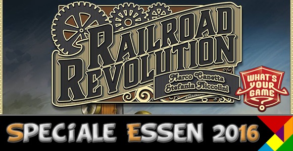 Banner Essen 2016 Railroad Revolution