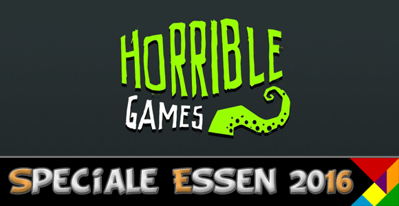 Banner Essen 2016 Horrible Games