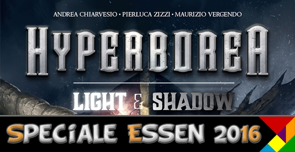 Banner Essen 2016 Hyperborea: Light & Shadow
