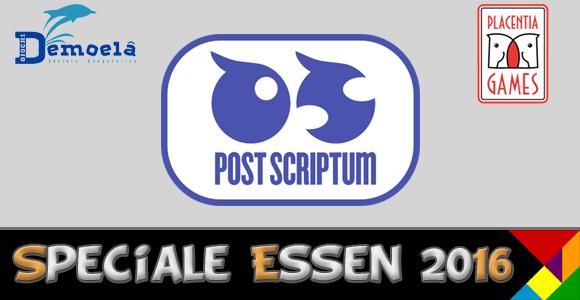 Banner Post Scriptum Essen 2016