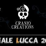 Banner  Lucca 2016 Cranio Creations