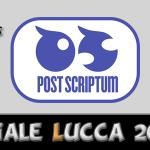 Banner Lucca 2016 Post Scriptum