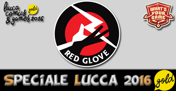 Banner Lucca 2016 Red Glove