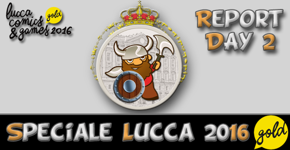 Banner Lucca 2016 Day 2