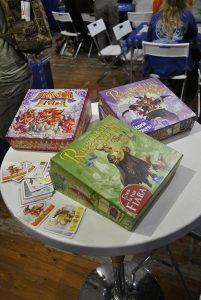 Pendragon Games a Lucca 2016