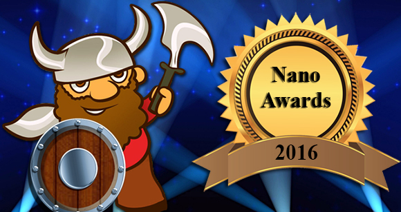 [NanoAwards2016] The Best of 2016