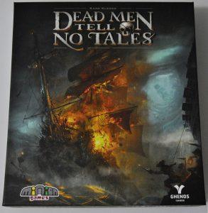 Dead Men Tell No Tales - Copertina
