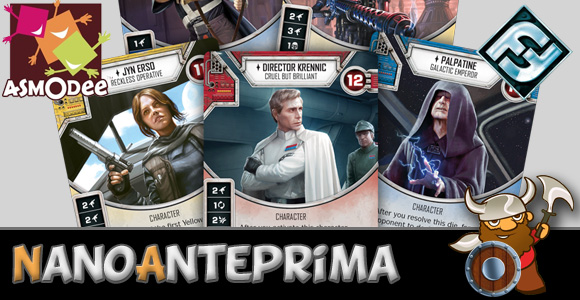 [NanoAnteprima] Star Wars Destiny – Spirito della Ribellione – Spoiler parte 1