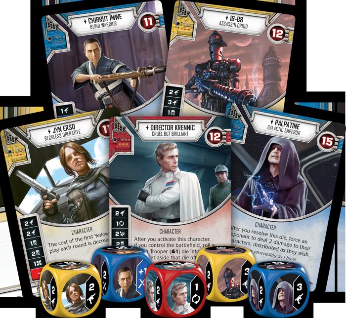 Star Wars Destiny Spirito della ribellione Spoiler 1