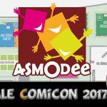 Comicon 2017 Asmodee