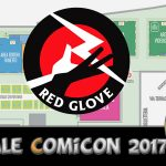 Comicon 2017 Red Glove