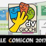 Comicon 2017 dvGiochi