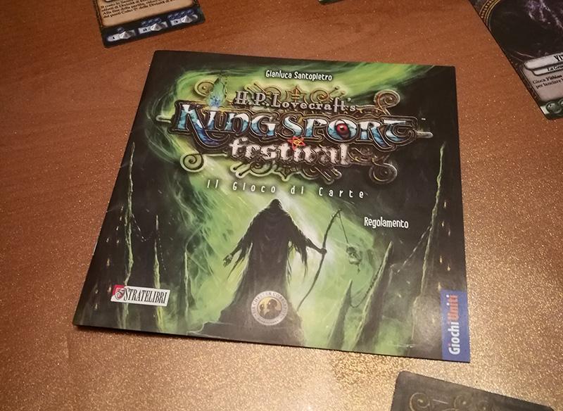 Kingsport Festival Manuale