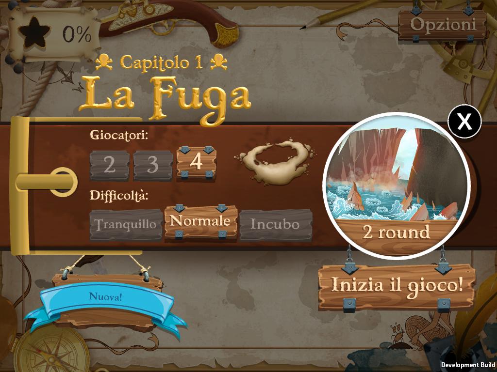 Una storia di pirati - App