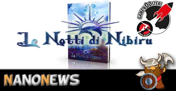 [NanoNews] Nuovo Gamebooster per Red Glove: Le Notti di Nibiru