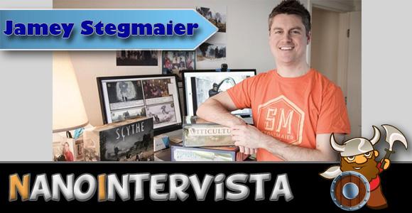 Intervista a Jamey Stegmaier